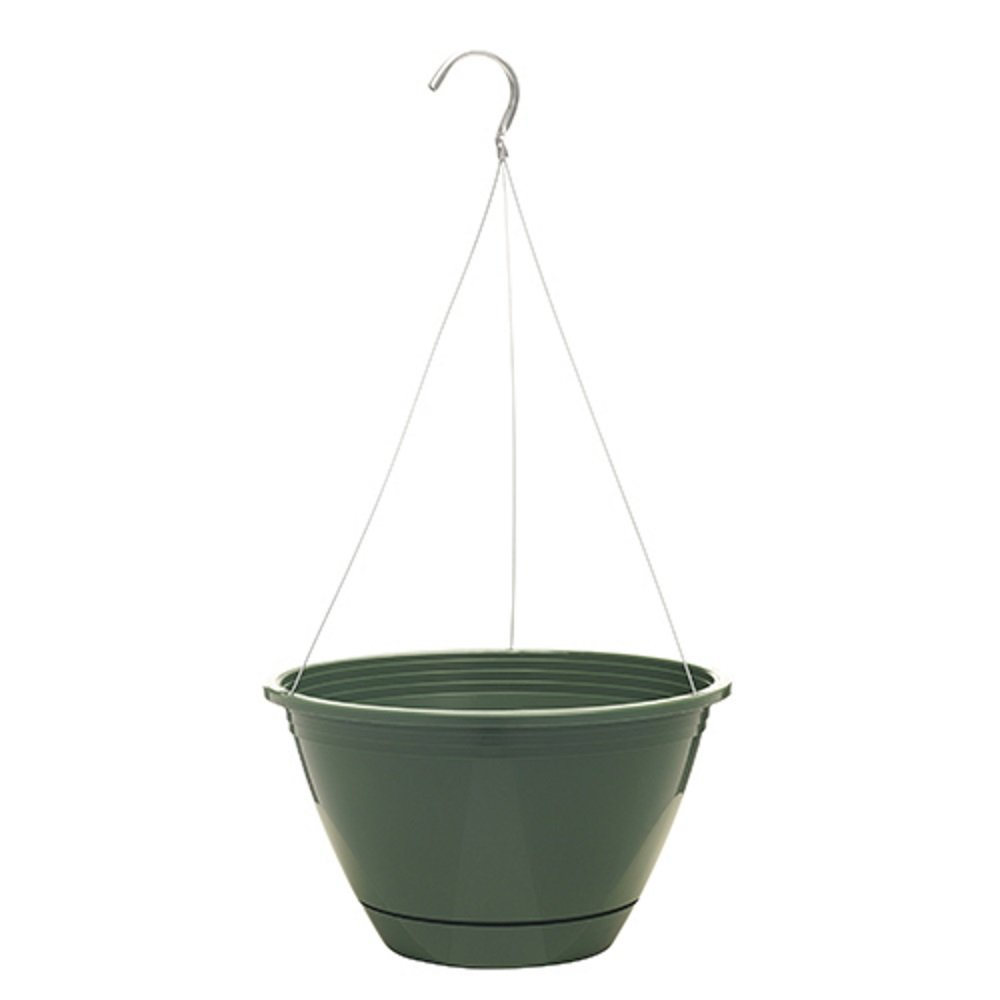 White Southern Patio 10 Promotional Hanging Basket