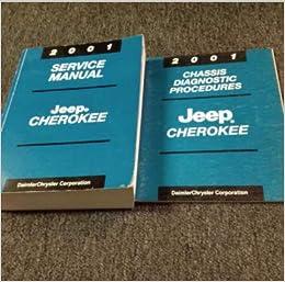 Jeep cherokee service manual (1984-2001) (en) | tecnicman. Com.