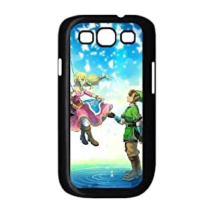 Samsung Galaxy s3 9300 Black Cell Phone Case The Legend of Zelda Phone Cases