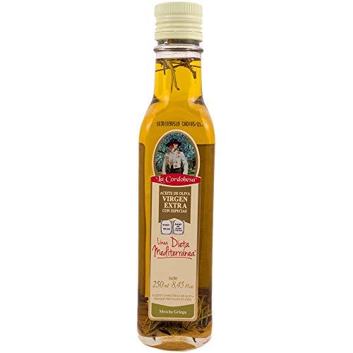 La Cordobesa Aceite de Oliva Virgen Extra Mezcla Griega, 250 ml