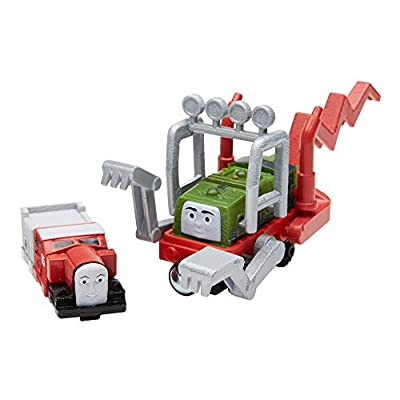 Fisher-Price Thomas & Friends Take-n-Play, Engine Monster Pack: Toys & Games