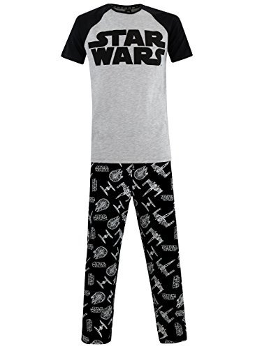 Star Wars Mens' Star Wars Pajamas Large by Star Wars