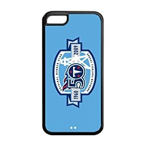 Custom Tennessee Titans NFL Series Back Cover Case for iphone 5C