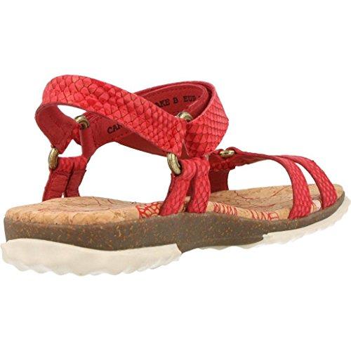 Sandalias y chanclas para mujer, color Rojo , marca PANAMA JACK, modelo Sandalias Y Chanclas Para Mujer PANAMA JACK CARIBEL SNAKE B3 Rojo Rojo