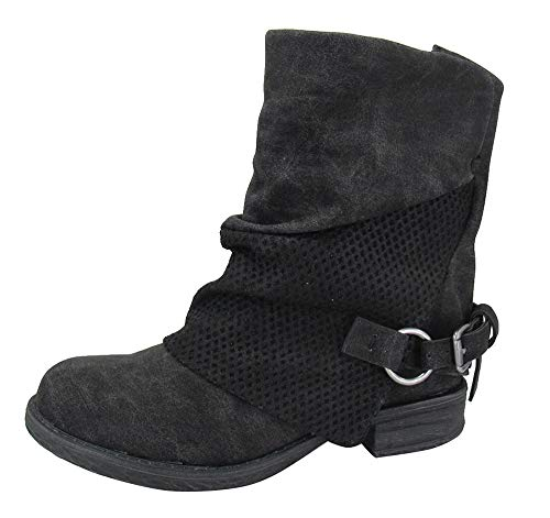 Boot Engineer Jellypop Multi Women's Lucin Black WOwqqA7nx
