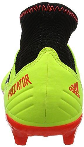 EU 18 Predator Db2003 Fg adidas Fußballschuhe Herren 40 Solred Cblack 3 gelb Mehrfarbig Syello Afax8xEwq