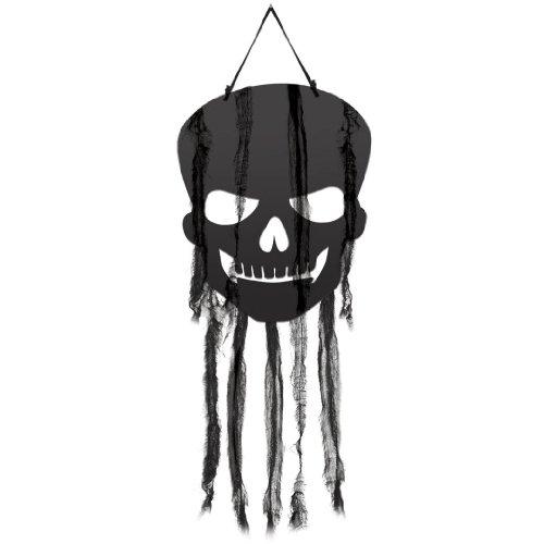 Halloween Hanging Skull Decoration ()