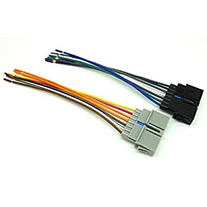 41 J%2BuiiNWL._SY300_ amazon com conpus chrysler dodge jeep car stereo cd player wire  at gsmportal.co