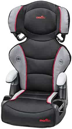 Evenflo Big Kid AMP High Back Booster Car Seat Medford