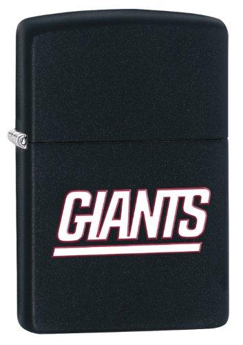 New York Giants Zippo Lighter - Zippo Lighter - NFL New York Giants Black Matte