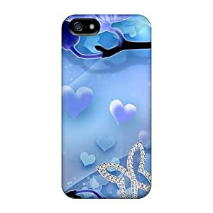 For Case Samsung Galaxy S4 I9500 Cover Premium Cases Covers Orchids Jewels Protective Cases