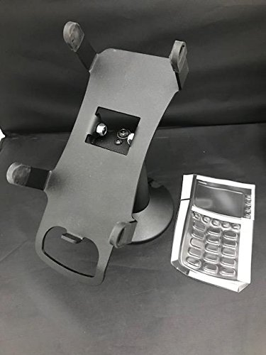 Discount Credit Card Supply Verifone Vx520 Swivel and Tilt Stand and Full Device PIN Pad Spill Cover