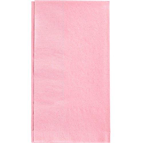 Pink Dinner Napkin, Choice 2-Ply, 15