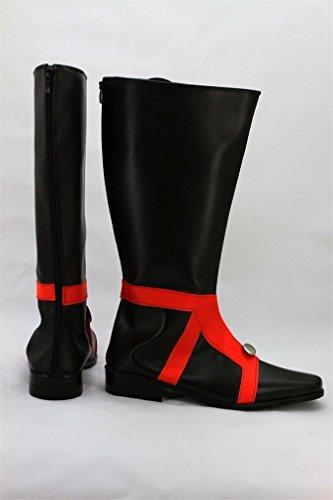 Bromeo JOJO'S BIZARRE ADVENTURE 5 GUIDO MISTA Cosplay Schuhe Stiefel Stiefeletten