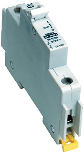 Pole Mounted Terminal (American Electrical C10A1P 10-Amp 1-Pole DIN Rail Mounted Circuit Breaker)