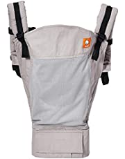 Baby Tula Toddler Coast Carrier (TBCP9LGS3IN), Overcast