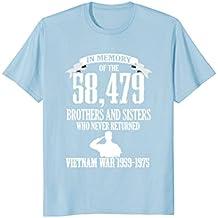 Memorial Day Vietnam War Shirt For Men Or Women Tee Shirt