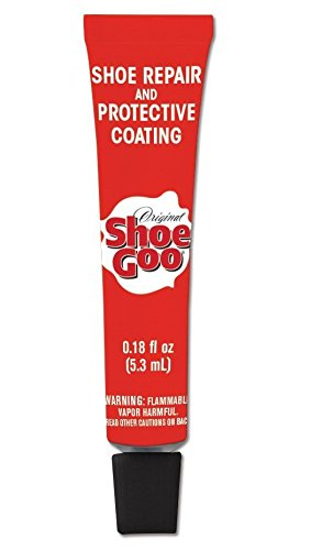 Shoe Goo 110400 200 Pack 0.18 oz. Shoe Goo Mini Tubes, Clear by Shoegoo