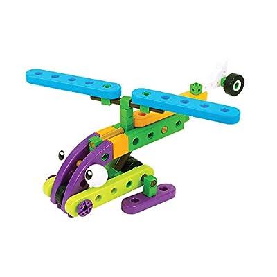 Thames & Kosmos Kids First Aircraft Engineer Kit: Toys & Games
