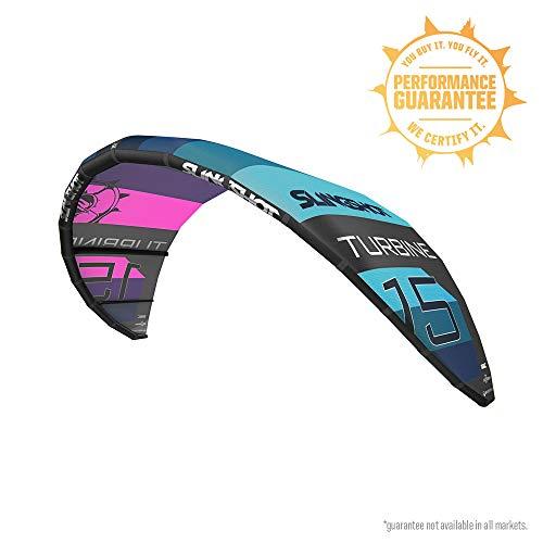 Slingshot Sports 2019 Slingshot Turbine Kite (Best Light Wind Kite 2019)