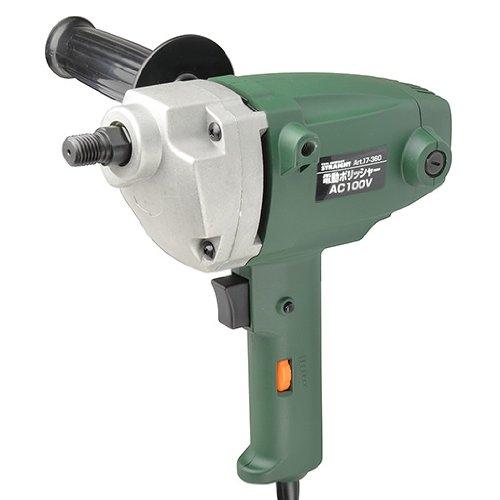(STRAIGHT/ストレート) 電動ポリッシャー AC100V 17-360