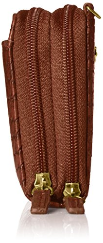 Buxton Exotic Brown Organizer Ultimate Nile OOwpxgq7zr
