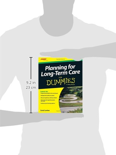 Planning For Long Term Care Dummies Series Carol Levine 9781118725757 Amazon Books
