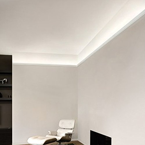 Orac Decor Cornice Moulding For Indirect Lighting C361 Crown Primed