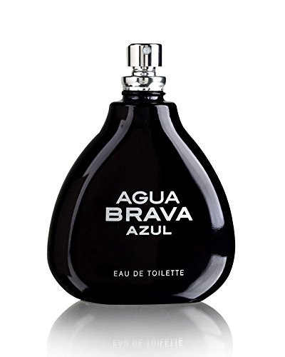 Antonio Puig Agua Brava Azul Eau De Toilette Natural Spray 100ml / 3.4oz.