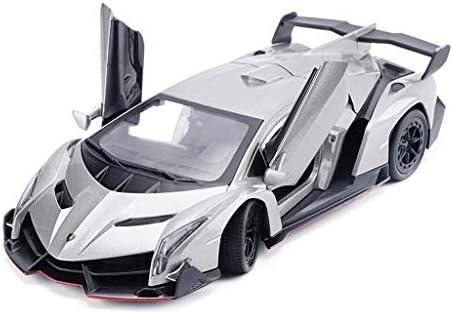 YN モデルカー 1:24おもちゃの車のランボルギーニスポーツカーのおもちゃ合金車のダイキャストおもちゃの車車のモデルおもちゃ子供のための贈り物 ミニカー