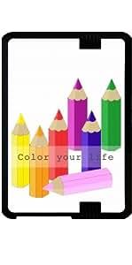 """Funda para Kindle Fire HD 7"""" (2012 Version) - El Color De Su Vida"""