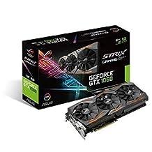 Asus GeForce ROG Strix GTX 1060 – Top di gamma