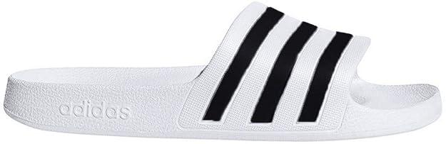 4. Adidas Men Adilette Shower Slides And Adidas Women Adilette Aqua Slides