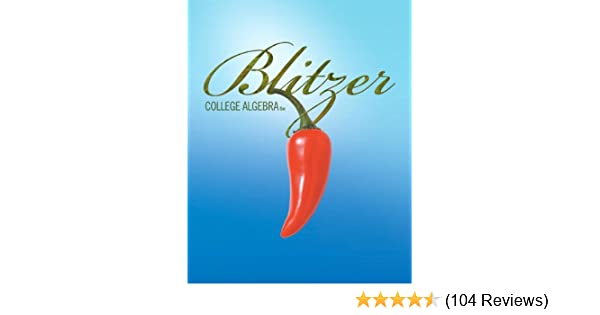 blitzer college algebra 5th edition answer key