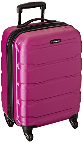 Samsonite Omni PC Hardside 20-Inch One Size Spinner - Radiant Pink