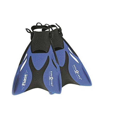Aqua Lung 63305 - Schwimmflossen Flame metallic, 27-32, blau