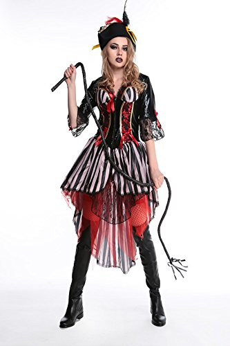 LLY Halloween Party DS Uniformes de Jeu Cosplay Costumes européens