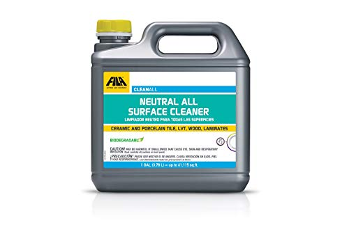 FILA Surface Care Solutions Clean All 1GAL Professional All Surface Neutral Cleaner, 1 Gallon