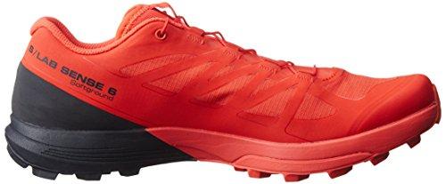Sense Lab Salomon Rouge Chaussures SG 49 000 3 6 Red Adulte Rouge Trail EU White Black de Racing Mixte 5qdzdrIFnx