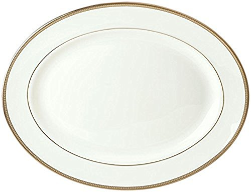 kate spade new york Sonora Knot Oval Platter - 13