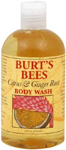 Burt's Bees Body Wash, Citrus & Ginger Root, 12 oz.