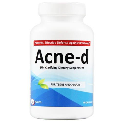 L'acné peau-d Clarifier pilules