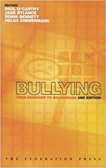 Bullying from Backyard to Boardroom