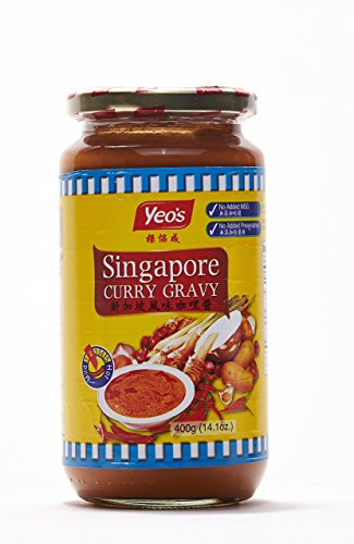 (Yeo's Singapore Curry Gravy (Pack of)