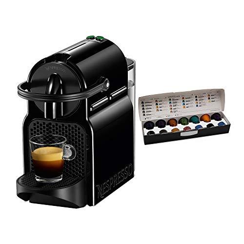 Nespresso Inissia Espresso Maker, Black (Discontinued Model)