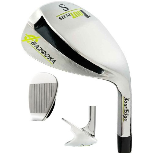 Tour Edge Men's Bazooka One Out Plus Wedge (Right Hand, Graphite, Regular, SW -