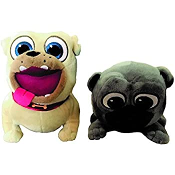 Puppy Dog Pals Plush Bingo and Rolly Stuffed Toy Set