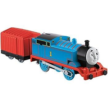 Thomas the train trackmaster harvey with car for Thomas friends trackmaster motorized railway