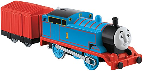 Fisher-Price Thomas & Friends TrackMaster Motorized Thomas (Engine Playset)