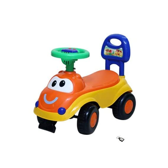 HH Baby Toy CAR 5851 Free Key Chain
